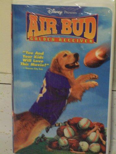 Preisvergleich Produktbild Air Bud: Golden Receiver [VHS]