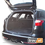 Travall® Guard Hundegitter TDG1303 – Maßgeschneidertes Trenngitter in Original Qualität - 2