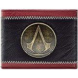 Cartera de Assassins Creed Insignia de Bronce Negro