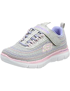 Skechers Skech Appeal 2.0-Mini-Metal, Zapatillas para Niñas