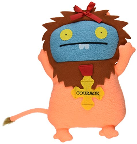 Uglydoll Wizard of Oz Plush by Gund Babo/Cowardly (Wizard Of Oz The Lion)