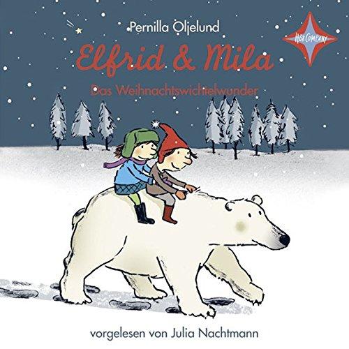 Buchseite und Rezensionen zu 'Elfrid und Mila: 2 CDs. Laufzeit ca. 1 Std. 35 Min.' von Pernilla Oljelund
