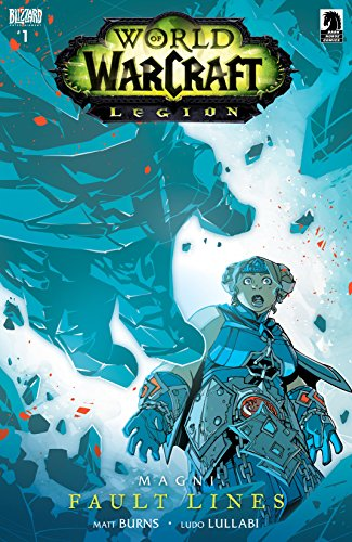 World of Warcraft: Legion #1 (English Edition) por Matt Burns