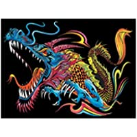 Colorvelvet L086 - Dragone Disegno, 47 x