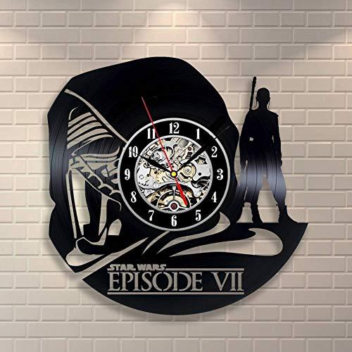 nes Design Wohnzimmer Dekorative EpisodeEinzigartige Uhr Wanduhren Wohnkultur Stille 12 Zoll ()