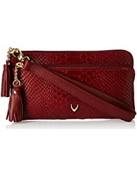 Hidesign Women's Clutch (Red)