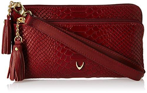 Hidesign Women's Clutch (Red)