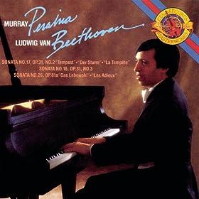 "Sonata No. 26 for Piano in E-Flat Major, Op. 81a ""Les Adieux"": Sonata No. 26 for Piano in E-Flat Major, Op. 81a ""Les Adieux"": III. Das Wiedersehn - Vivacissimamente"