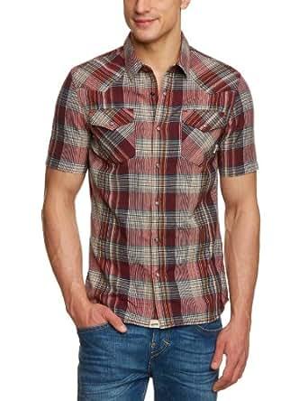 Herren Hemd kurz Vans Edgeware Shirt