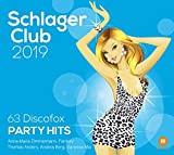 Schlager Club 2019 (63 Discofox Party Hits-Best of - Verschiedene Interpreten