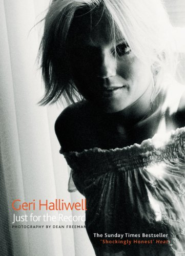 Just For The Record por Geri Halliwell