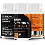 Vitamine B Complex   120 comprimés, cure de 4 mois   8 vitamines : B1 B2 B3 B5 B6 B12 Biotine et acide folique...