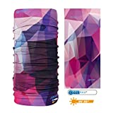 EURO SKY Breathability Quick Dry COOLMAX UPF50 +Magic Scarf/Headscarves