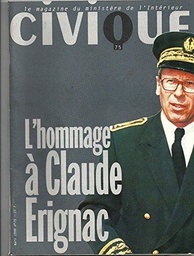 Hommage à Claude ERIGNAC
