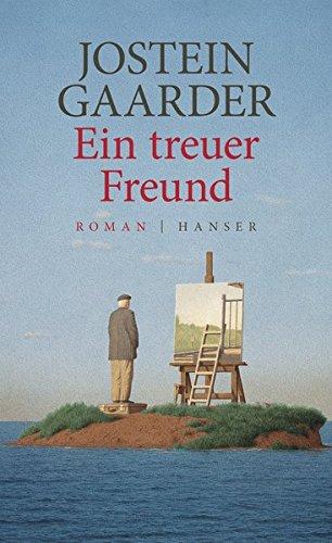 Buchseite und Rezensionen zu 'Ein treuer Freund: Roman' von Jostein Gaarder