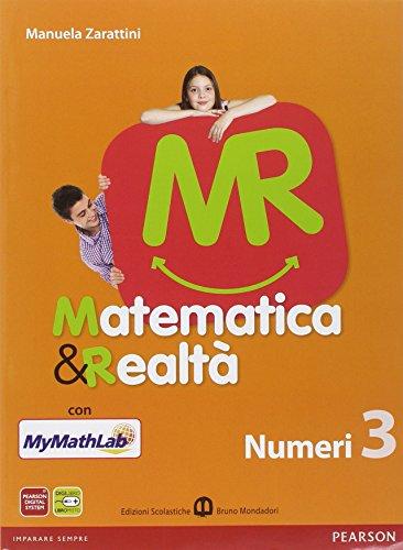 Matematica e realtà. Con N3/F3-Scratch MyMathLab gold. Per la Scuola media. Con espansione online