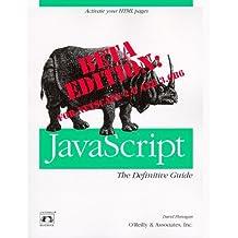 JavaScript: The Definitive Guide, Beta Version