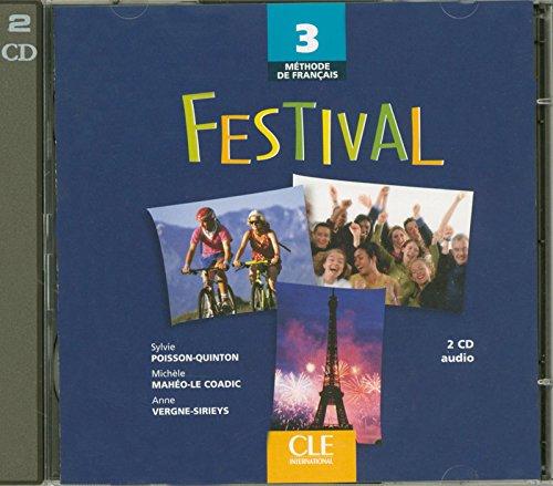 Festival 3  Double CD audio collectif