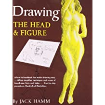 Drawing the Head and Figure by Hamm, Jack (1983) Paperback