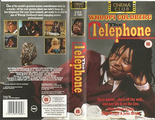 the-telephone-vhs-1988