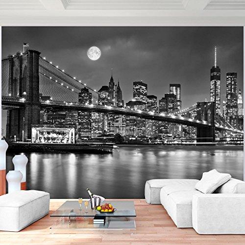 ... Fototapete New York 352 X 250 Cm Vlies Wand Tapete Wohnzimmer  Schlafzimmer Büro Flur Dekoration Wandbilder