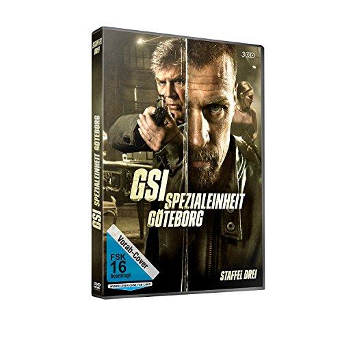 GSI - Spezialeinheit Göteborg - Staffel 3 [3 DVDs]: Alle Infos bei Amazon