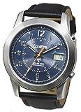 Coolfire i Solar Atomic Watch. militari di energia solare orologio radiocontrollato (1534A)