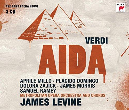 Verdi: Aida - the Sony Opéra House