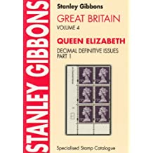 Great Britain Specialised Stamp Catalogue: Queen Elizabeth II v. 4