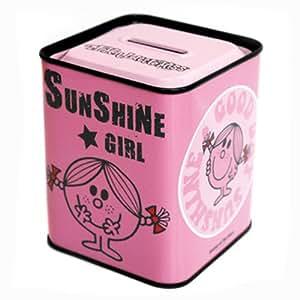 Tirelire rectangulaire Miss Sunshine
