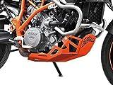 MOTOPROFESSIONAL Motorschutz KTM 990 SMR / SMT orange