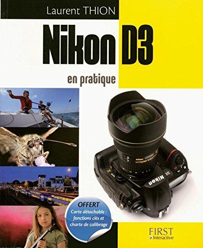 NIKON D3 EN PRATIQUE