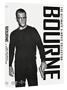 Bourne - Movie Collection (5 Dvd) [Import italien]: Amazon.fr: Joan Allen, Tomas Arana, Vincent