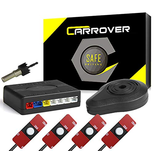 CAR ROVER® Sensor Aparcamiento Kit 4 13mm