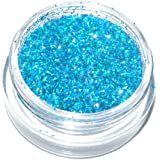 Turquoise Laser Eye Shadow Loose Glitter Dust Body Face Nail Art Party Shimmer Make-Up by Kiara H&B