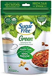 Sugarfree Green 100% Natural Made From Stevia - 400gm Pouch