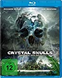 Crystal Skulls: das Ende der Welt [Blu-ray]