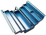 BGS 3302 Montage-Werkzeugkoffer | 530 x 200 x 200 mm | 5 Fächer