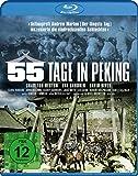 DVD Cover '55 Tage in Peking [Blu-ray]