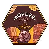 Border Biscuits, Surtido de galleta fresca (Chocolate negro y jengibre) - 500 gr.