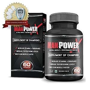 WOW Manpowerx Pack Of 1 Combo
