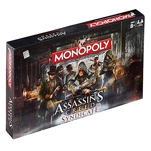 Assassins Creed - Monopoly edición Syndicate versión