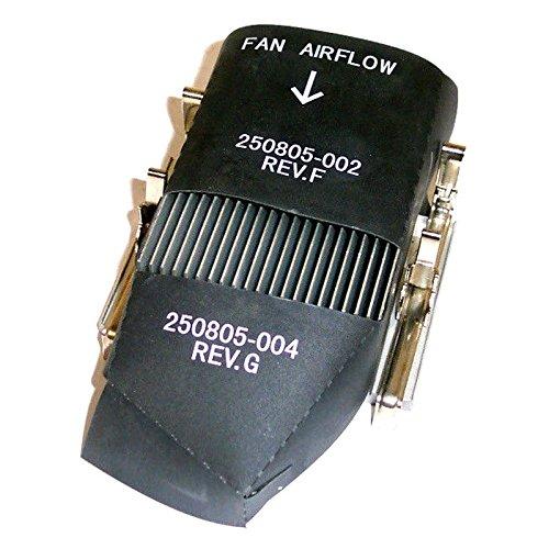 Dissipator Prozessor HP compaq Evo d510 250805-002 250805-004 CPU Kühlkörper (Compaq Evo D510)