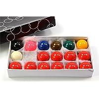 Economía bolas de billar 17 juego de bolas 15/8 inch (41mm)