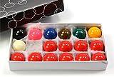 Snooker-Set f�r Kinder, 17�Kugeln, 41mm Bild