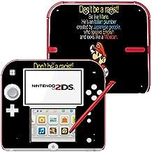 Colección 152, Custom Consola Nintendo DS Lite, 3DS, 3DS XL, Wii U Diseño Pantalla Skin Protector Funda Abstrakt 164 Nintendo 2DS Designfolie