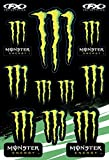 Monster Energy fabbrica Effex FX 45x30 cm adesivi Moto Velo Deco Big Monster Energy