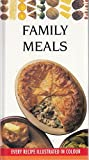 Family Meals (Cookery Library)