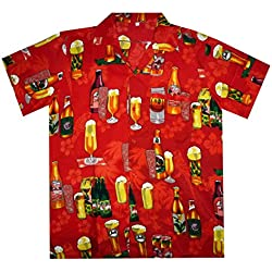 Camiseta divertida Cerveza Hawaiana