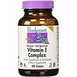 Bluebonnet Nutrition, Vitamine E Complexe, 60 Licaps